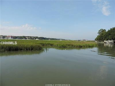Hilton Head Island Residential Lots & Land For Sale: 48 Widewater Road
