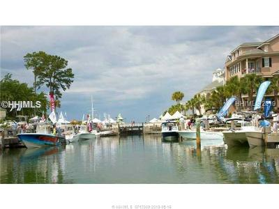 Boat Slip Sold: 153 Windmill Harbour Marina