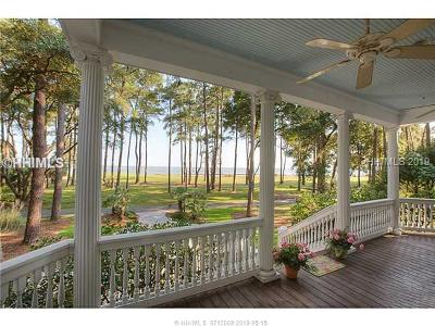 Daufuskie Island SC Single Family Home For Sale: $799,000