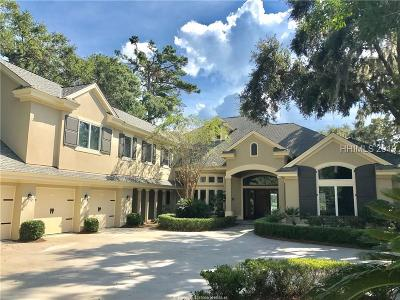 Beaufort County Single Family Home For Sale: 24 Widewater Road