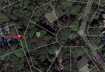 Hilton Head Island Residential Lots & Land For Sale: 13 Hollyberry Lane