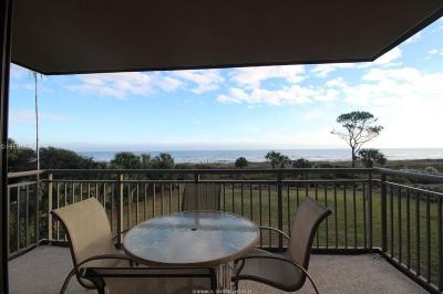 South Forest Beach Condo/Townhouse For Sale: 11 S Forest Beach Drive #301