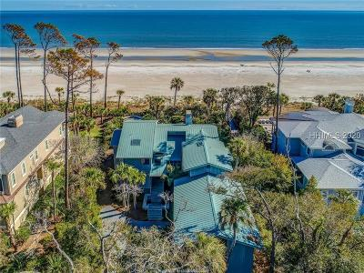 Beaufort County Single Family Home For Sale: 12 Brigantine