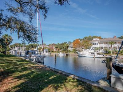 Hilton Head Island Residential Lots & Land For Sale: 90 Harbour Passage