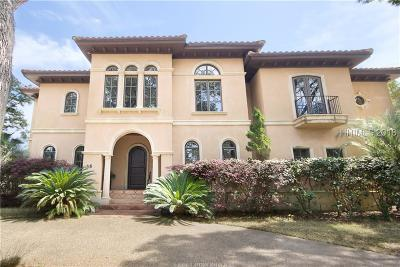 Beaufort Single Family Home For Sale: 35 Cameroon Drive