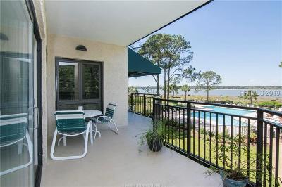 Condo/Townhouse Sold: 247 S Sea Pines Drive #1855