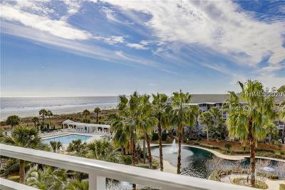 Hilton Head Island Condo/Townhouse For Sale: 10 N Forest Beach Drive #2410