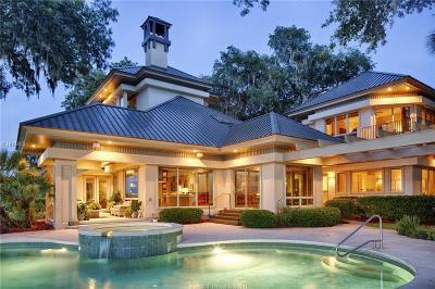 Bluffton Single Family Home For Sale: 87 Oak Tree Road
