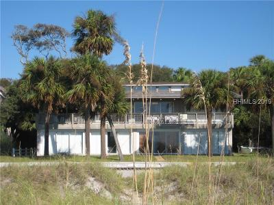 Beaufort County Single Family Home For Sale: 29 Holloman Trace
