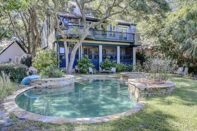 Single Family Home For Sale: 3 Rampart Lane