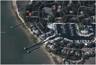 Hilton Head Island Residential Lots & Land For Sale: 10 Reef Club