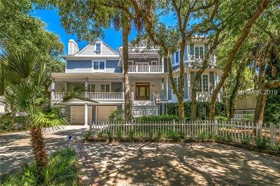 Beaufort County Single Family Home For Sale: 66 Dune Lane