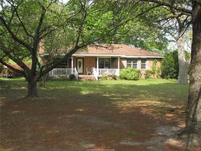 Hampton Single Family Home For Sale: 2706 Sandy Run Road