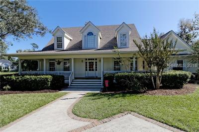 Estate Side Single Family Home For Sale: 4 Mirabell Court