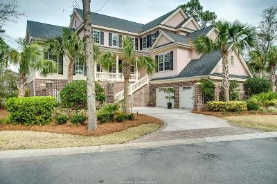 Beaufort County Single Family Home For Sale: 19 Coventry Lane