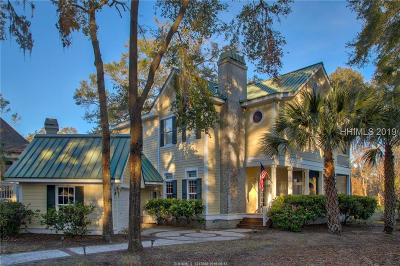 Daufuskie Island Single Family Home For Sale: 19 Prestwick Green
