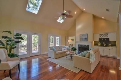 Callawassie Island Single Family Home For Sale: 95 Osprey Circle