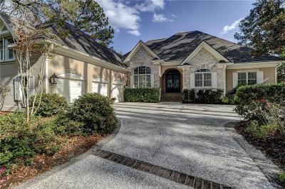 Beaufort County Single Family Home For Sale: 16 Ribaut Drive