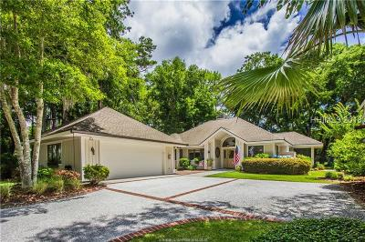 Saint Helena Island Single Family Home For Sale: 335 Westbrook Road