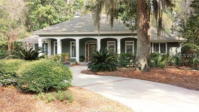 Callawassie Island Single Family Home For Sale: 1 Wild Magnolia Court