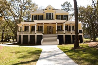 Daufuskie Island Single Family Home For Sale: 30 Captain Monroe Lane