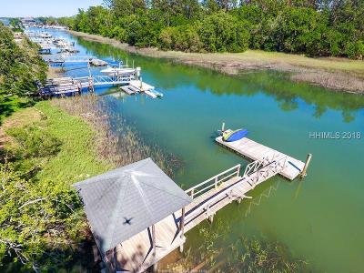 Single Family Home For Sale: 16 Blue Heron Point