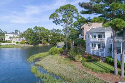 Beaufort County Single Family Home For Sale: 10 Wexford On The Green