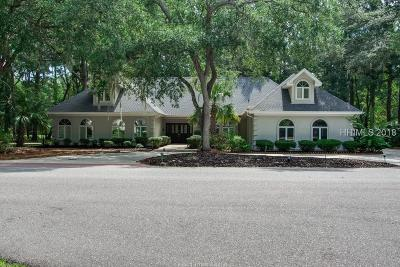 Moss Creek Single Family Home For Sale: 4 Oketee Court