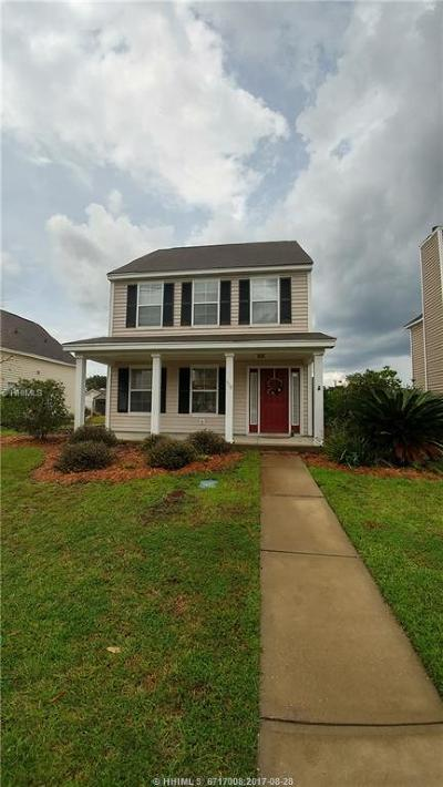 Beaufort County Single Family Home For Sale: 310 Columbia Lane
