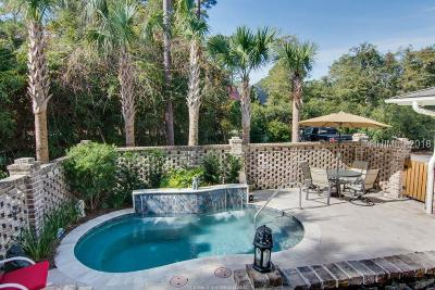 Bluffton SC Single Family Home Sold: $1,810,000