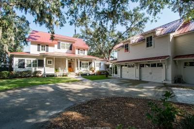 Single Family Home For Sale: 34 Myrtle Island Lane