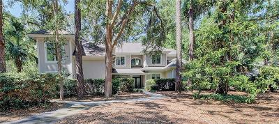Single Family Home For Sale: 33 N Port Royal Drive