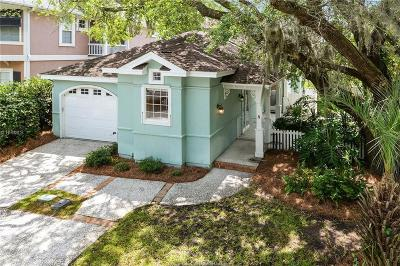 Single Family Home For Sale: 8 Bermuda Pointe Circle