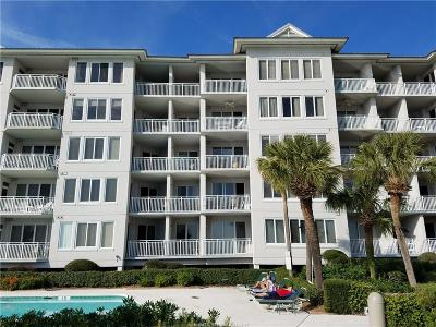 North Forest Beach Condo/Townhouse For Sale: 10 N Forest Beach Drive #2115