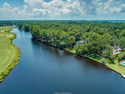 Hilton Head Island Single Family Home For Sale: 29 Port Tack