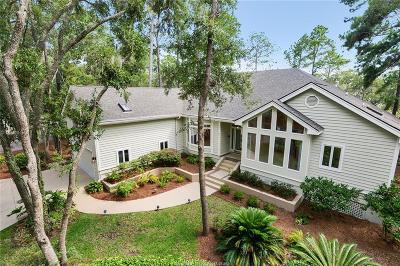 Beaufort County Single Family Home For Sale: 71 Deerfield Road