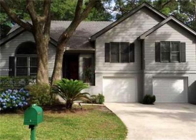 Beaufort County Single Family Home For Sale: 3 Fox Lane