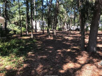 Hilton Head Island Residential Lots & Land For Sale: 44 Sparwheel Lane
