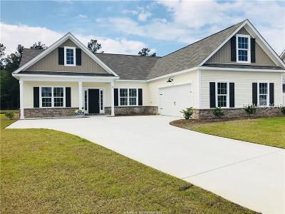 Hardeeville Single Family Home For Sale: 53 Stillhaven Circle