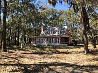 Daufuskie Island Single Family Home For Sale: 2 Maryfield Lane