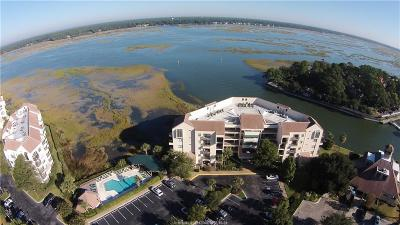 Beaufort County Condo/Townhouse For Sale: 2 Shelter Cove Lane #255
