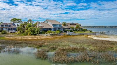 Beaufort County Single Family Home For Sale: 46 Lands End Road
