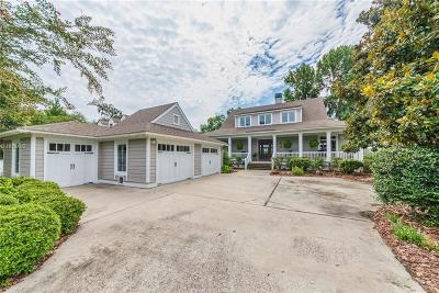 Callawassie Island Single Family Home For Sale: 18 River Marsh Lane