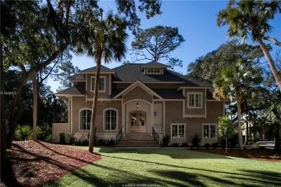 Single Family Home For Sale: 12 Green Heron Road