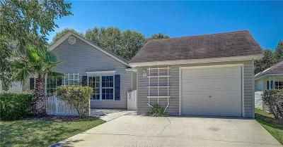Bluffton, Okatie Single Family Home For Sale: 121 Harvest Circle