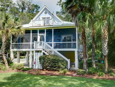 Beaufort County Single Family Home For Sale: 27 Majestic Lane