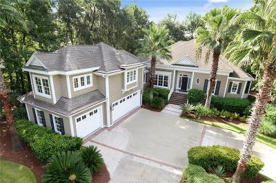 Beaufort County Single Family Home For Sale: 9 Hanover Way