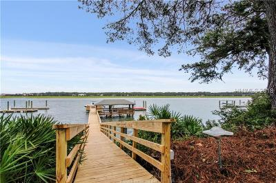 Beaufort County Single Family Home For Sale: 72 Brams Point Rd