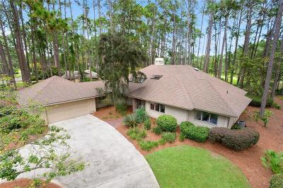 Beaufort County Single Family Home For Sale: 1 Whispering Pines Court