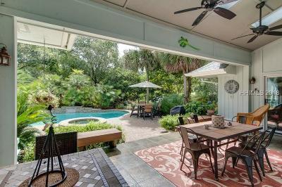 Callawassie Island Single Family Home For Sale: 34 Sugar Mill Drive